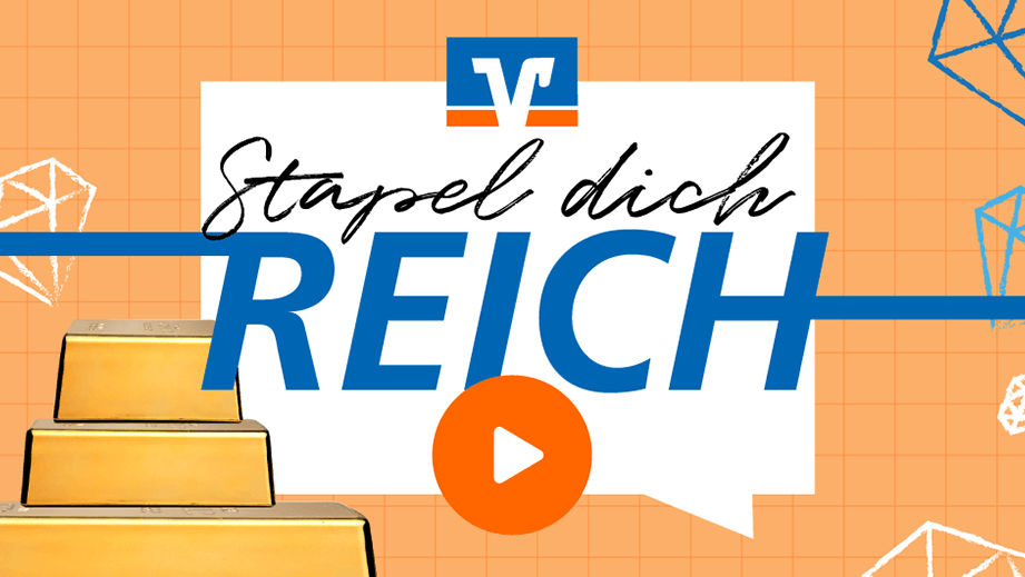 Stapel dich reich